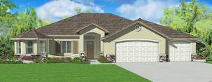 Wathen Dry Creek Mansionettes Craftsman elevation