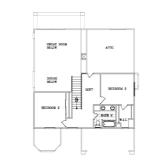 Wathen Mansionette Palisades La Jolla second floor standard