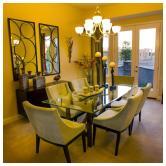 Avila dining room